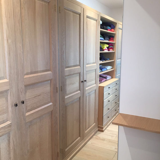 Miroiterie Leys and Fils - dressing particulier