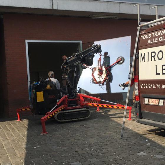 Miroiterie Leys and Fils - réparation double vitrage