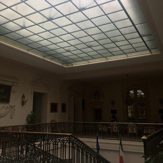 Miroiterie Leys and Fils - sous lanterneaux