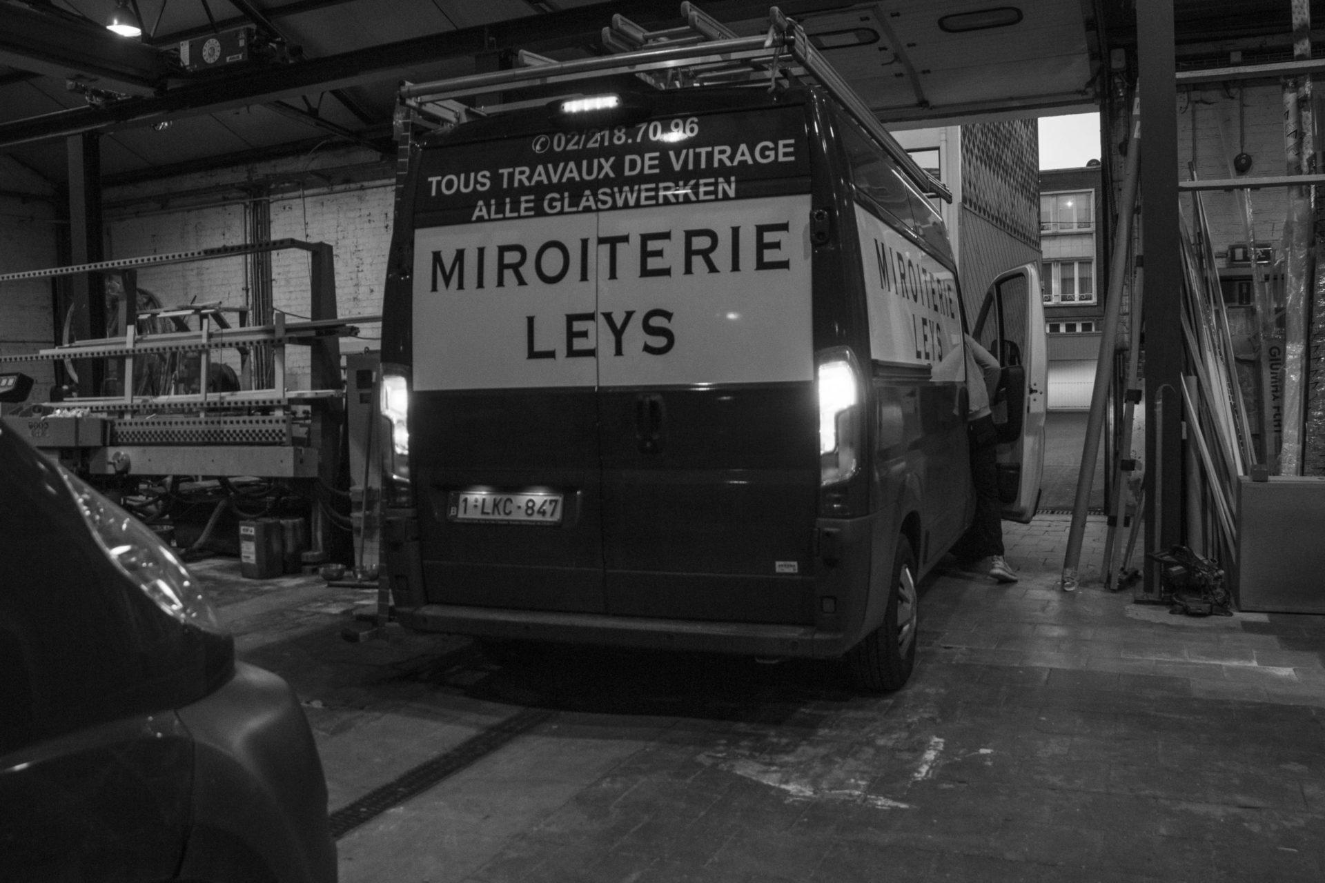 Miroiterie Leys and Fils - notre équipe